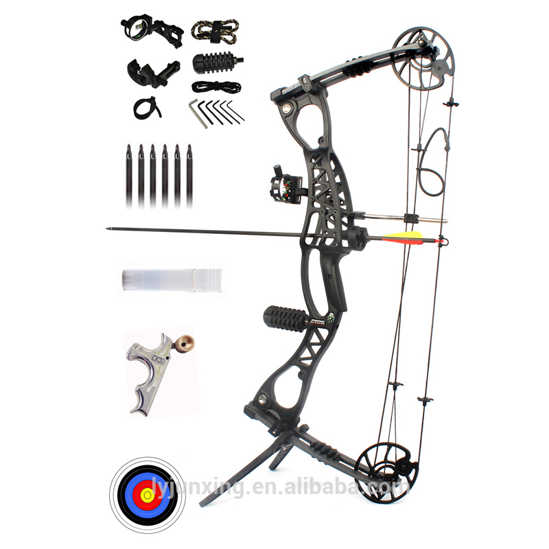 China Wholesale Archery M127 Compound Bow for Hunting