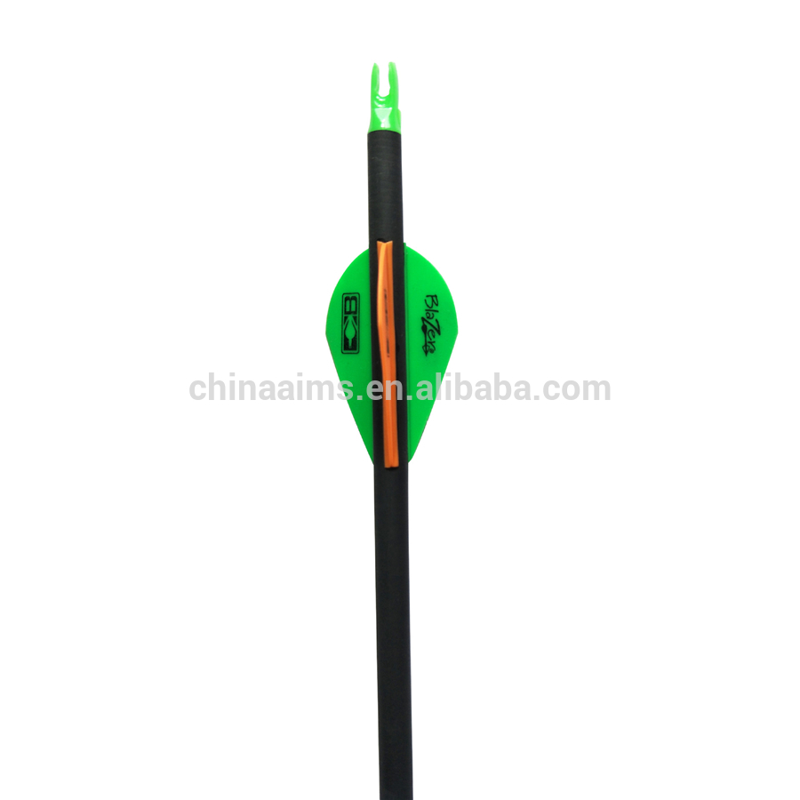 aims wholesale archery hunting Shooting ID 6.2mm 100% carbon arrow manufacturer in china